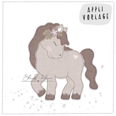 Pferdeliebe 2 Applikationsvorlage