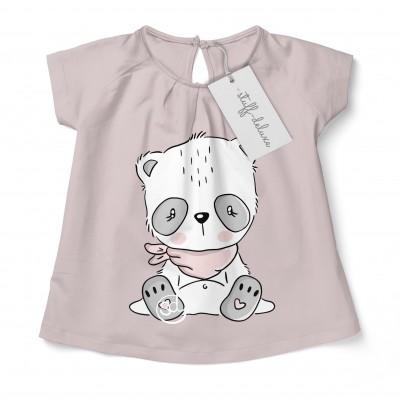 Pandababy Doodle Plottervorlage