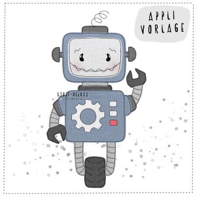 Roboter Rolli Applikationsvorlage