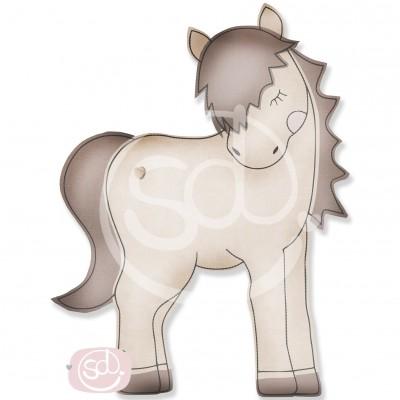 Pferdeliebe Applikationsvorlage