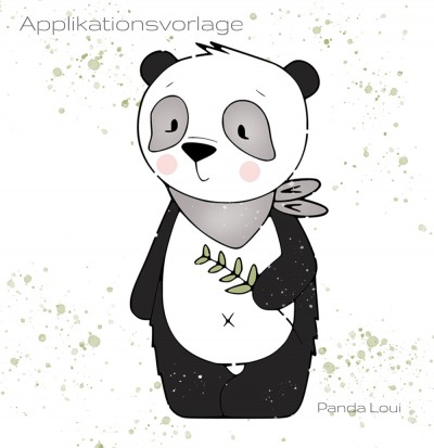 Panda Loui Applikationsvorlage
